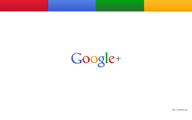 Google+ Wallpaper: White Rainbow