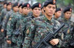 Philippines cops