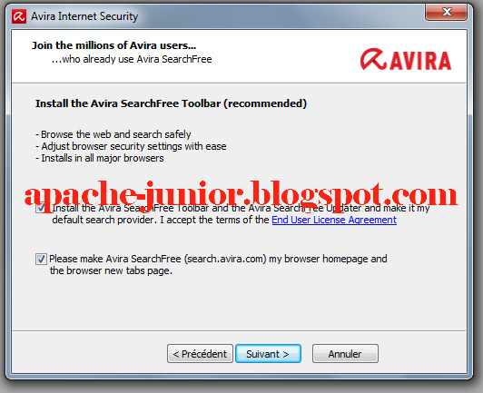 Avira Internet Security 2013 Till 2015