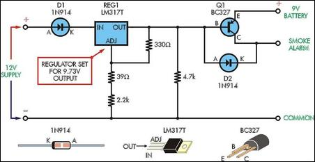 Car alarm battery 23a 12v