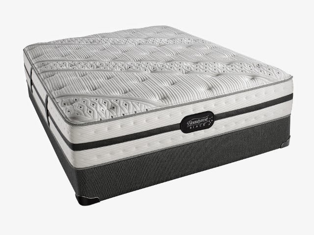 Simmons Beautyrest Black Series Ava Luxury Firm Mattress