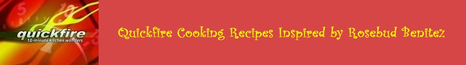 Quickfire Recipes