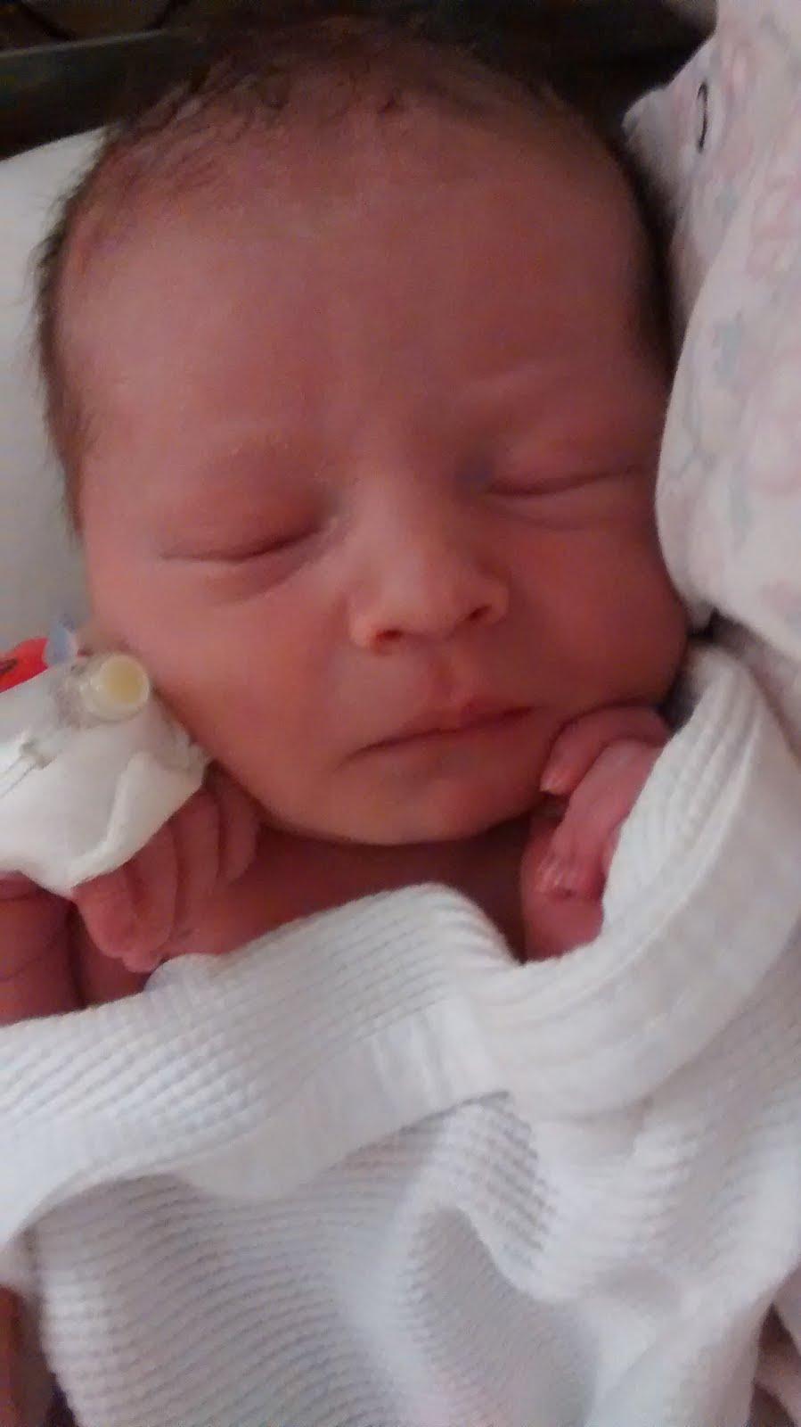 Kimball McCleve, 2nd rainbow baby