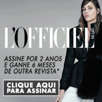 Assine Revista L'officiel