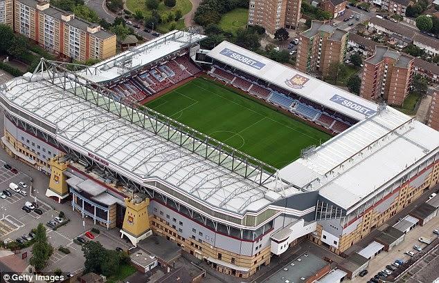 The Boleyn Ground Stadium_west Ham United