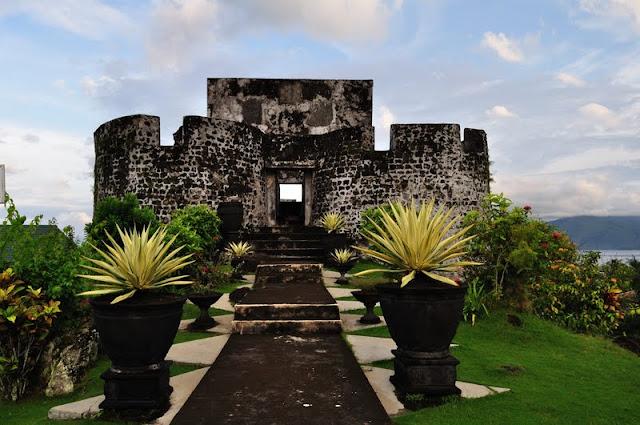 4 Benteng Di Maluku Utara