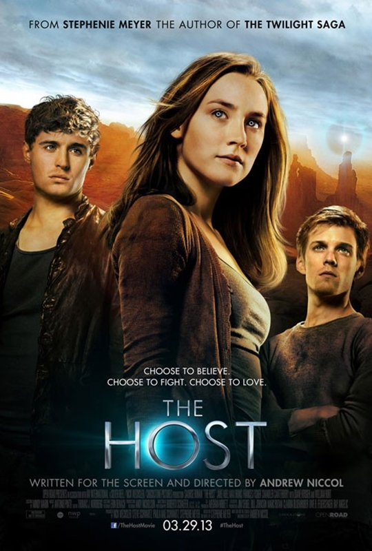 La Huésped (The Host) Poster