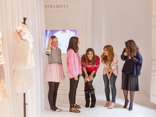 La Tentation de Nina. Nina Ricci y Ladurée. A trendy life.