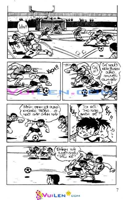 Jindodinho - Đường Dẫn Đến Khung Thành III  Tập 5 page 7 Congtruyen24h