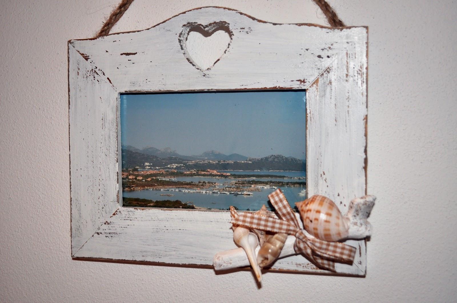 Cornici portafoto frammenti di mare for Cornici portafoto
