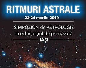 Ritmuri Astrale - Iasi, 22-24 martie 2019