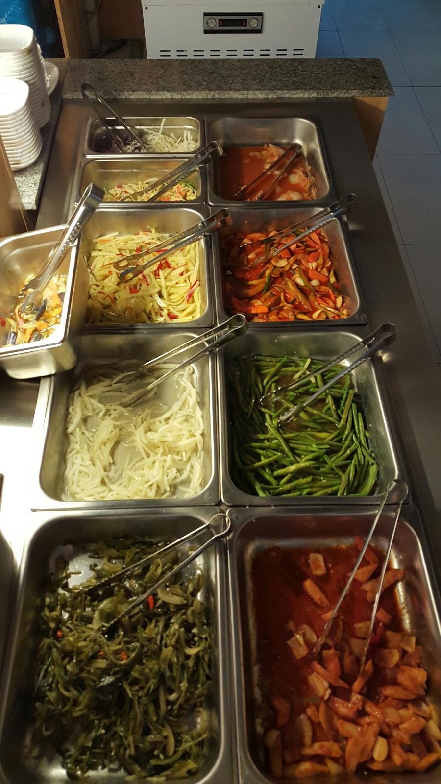 Eva's Food Diary: San Nae Deul Korean BBQ @ IKON Connaught