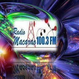 Sintonice Radio Macarao 100.3 fm.