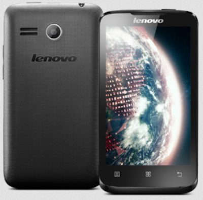 Stock Firmware Lenovo a316i ponsel update