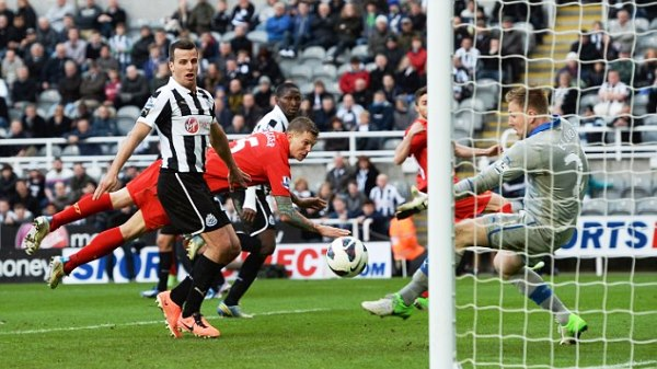Full match: Newcastle United vs Liverpool 27/04/2013