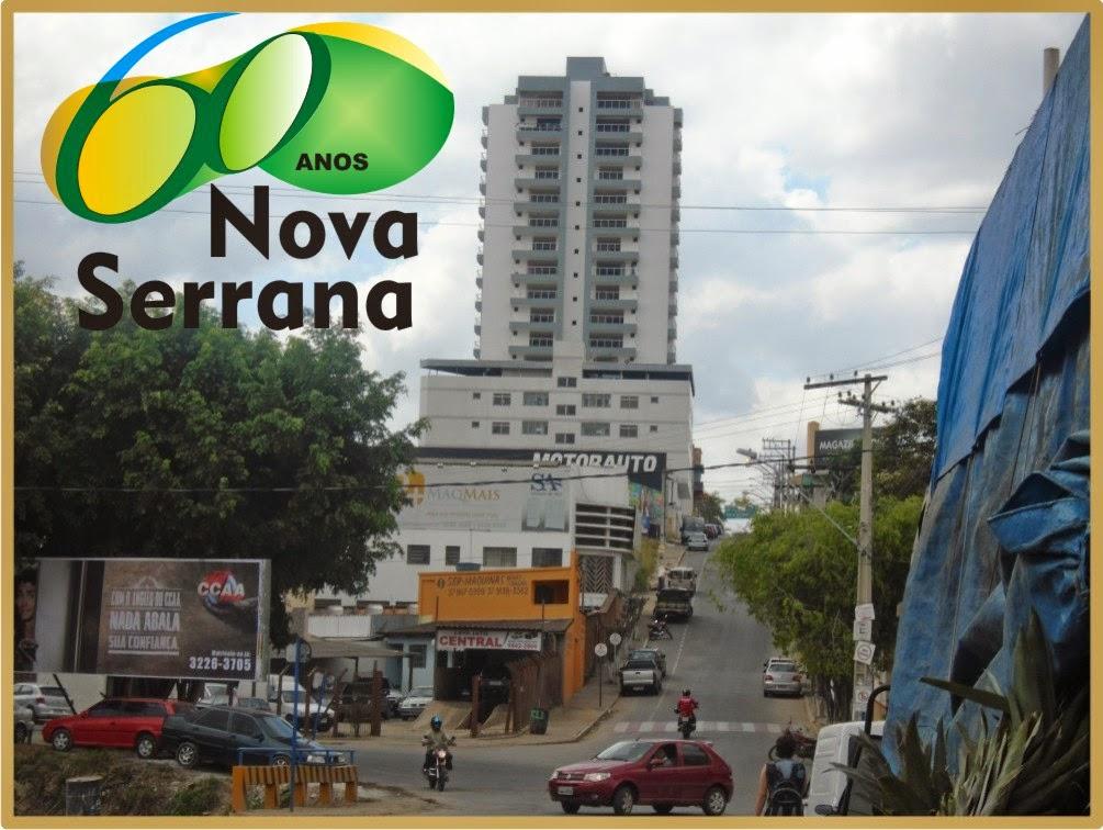 60 Anos de Emancipação do Município de Nranaova Ser