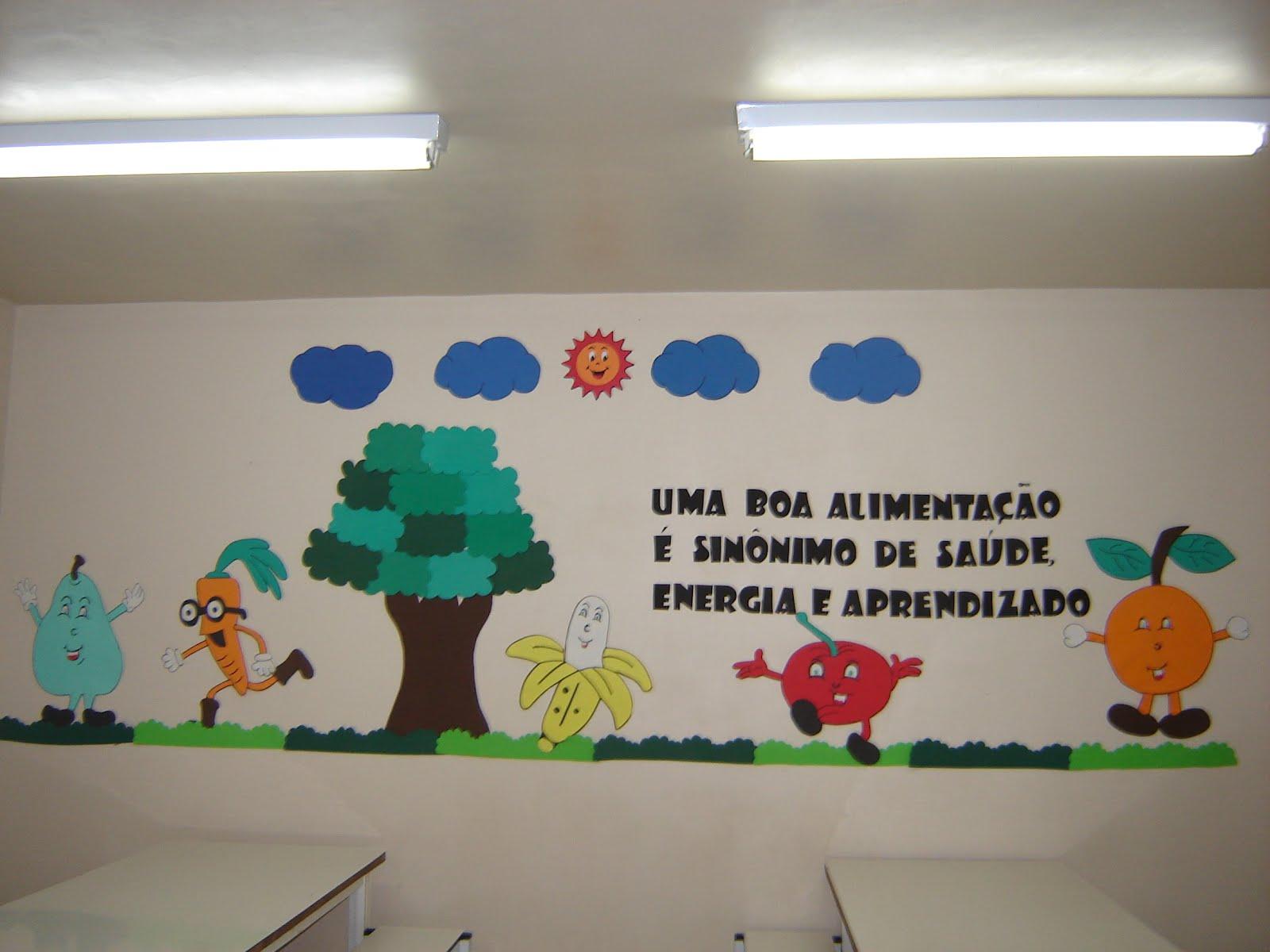 Viva o maternal maio 2013 for Mural sobre o transito