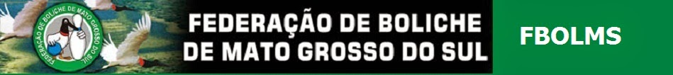 Federação de Boliche de Mato Grosso do Sul - FBOLMS
