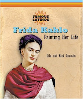 bookcover of Frida Kahlo Painting Her Life by Lila and Rick Guzman