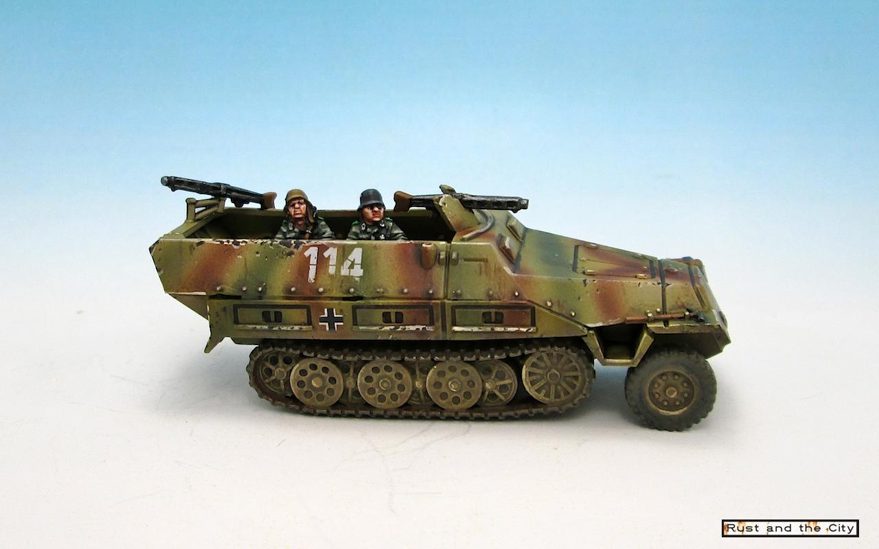 PanzerGrenadier - Introduction - YouTube