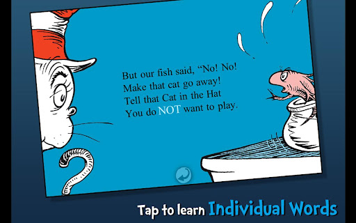 The Cat in the Hat:Dr. Seuss apk - interactive educational apps