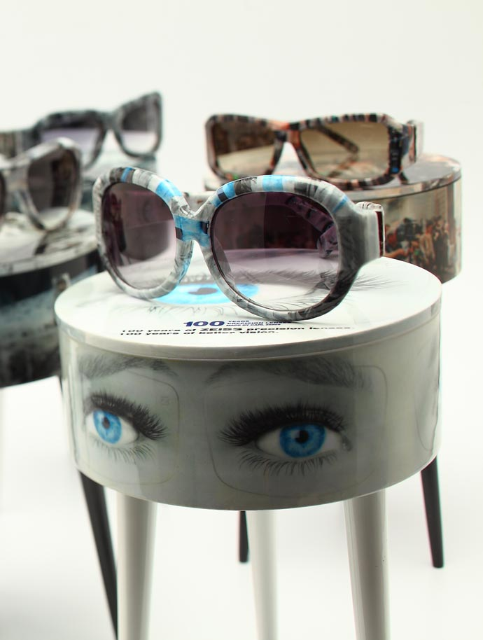 Over the moon: Zeiss celebrates 100 years with limited edition sunglasses from Simon Chim