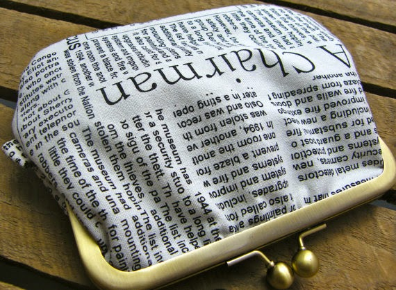 Creative Newspaper Print Inspired Products and Designs (15) 5