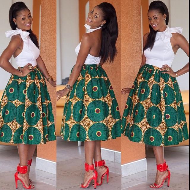 Ankara Skirt And Top Style Dezango Fashion Zone