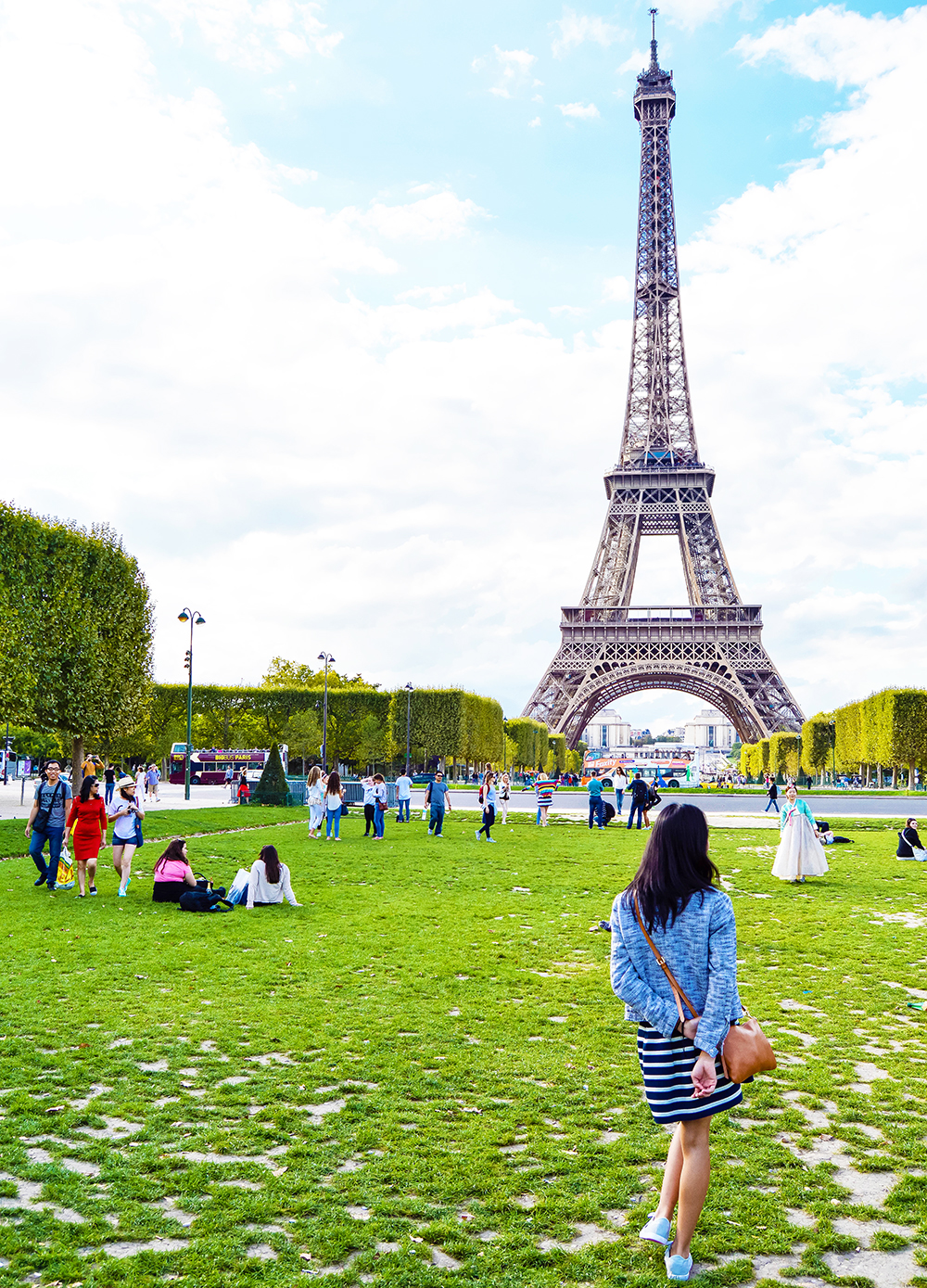 Paris Trip, The Eiffel Tower, blog