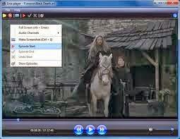 برنامج enia player لتحرير الفيديوهات
