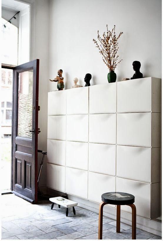 La buhardilla decoraci n dise o y muebles decora tu - Decoracion recibidores ikea ...