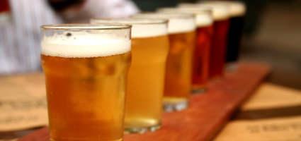 for (i = 0; i < undefined; ) do echo 'beer!')