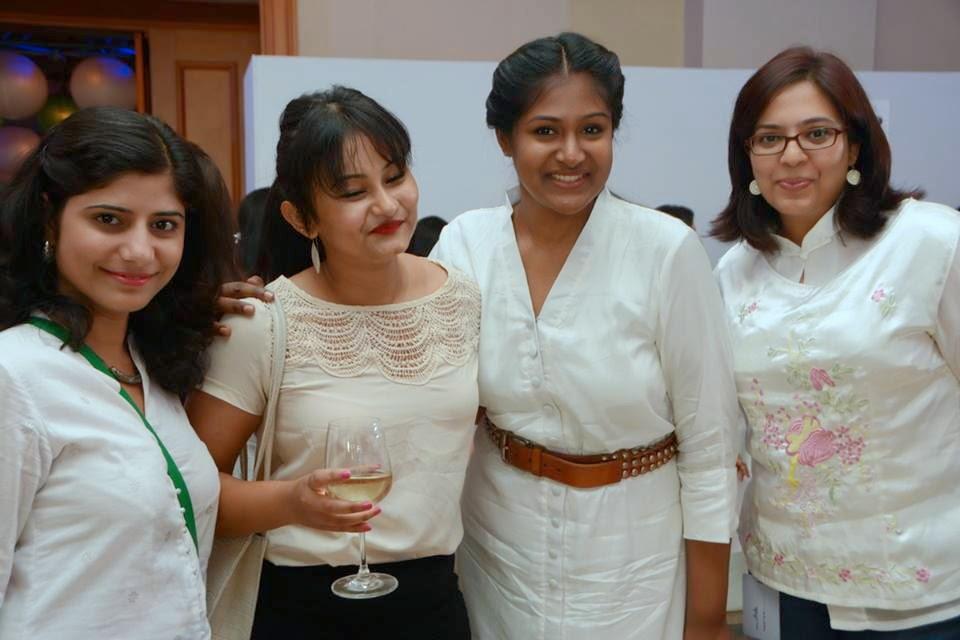 Beauty Bloggers at DovePlay