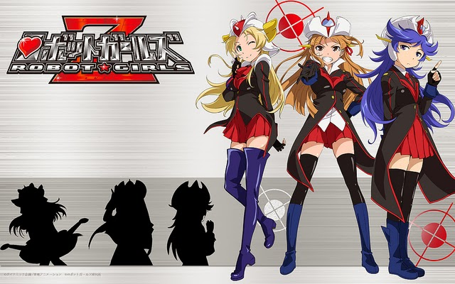 Robot Girls Z Ani-Stream