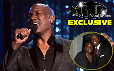 """""""Shame"""" Singer Tyrese Releases Update Statement About The Health Of His Mother"""