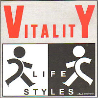 Vitality - Life Styles (Vinyl,7\'\') (1986)
