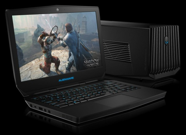 Alienware 15 with Graphics Amplifier