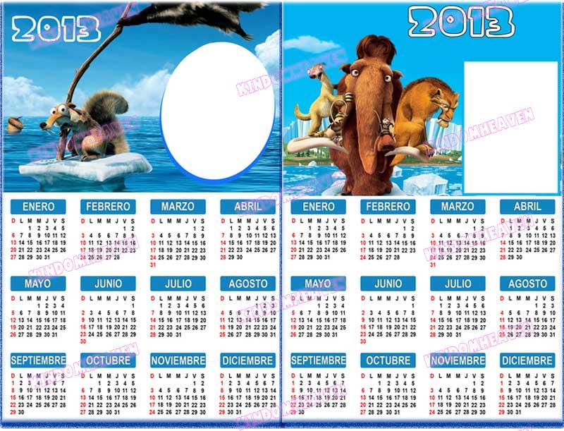 calendarios 2013 psd png madagascar