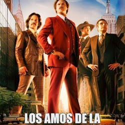 Poster Anchorman 2: The Legend Continues 2013