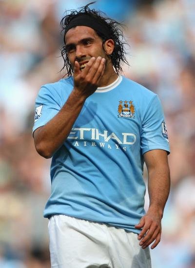 Carlos Tevez Manchester City Transfer Inter Milan