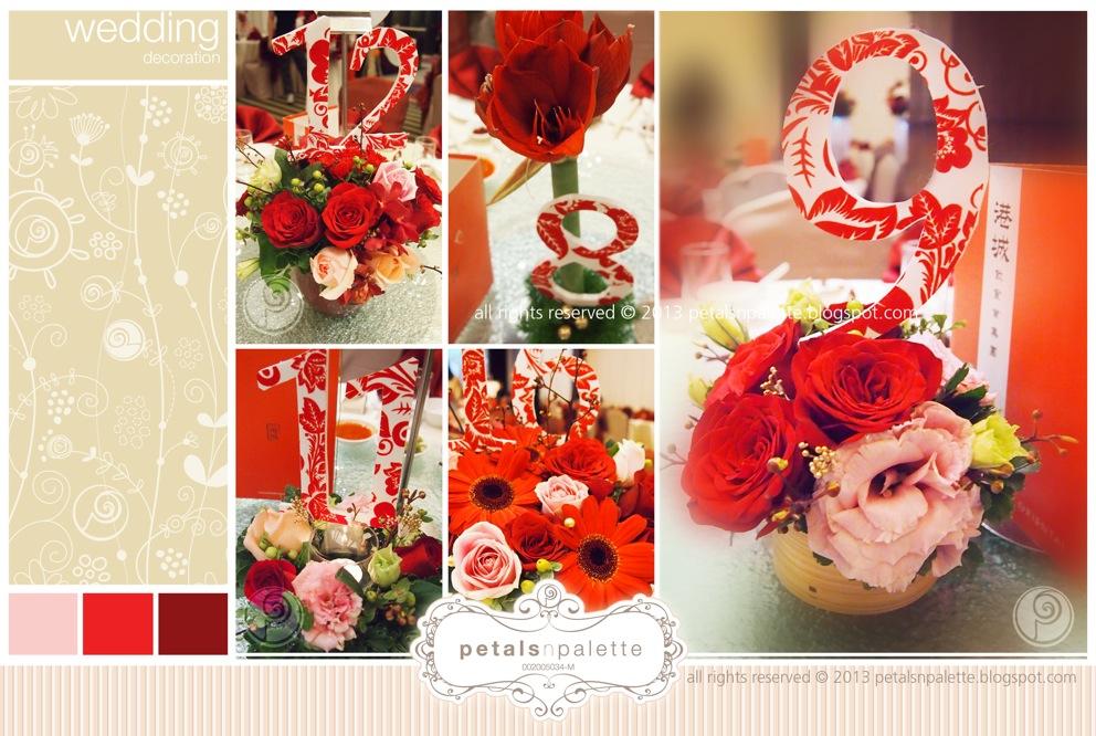 Wedding Decoration Oriental Banquet Pj Section 19