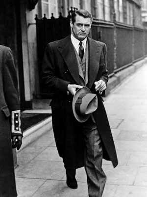 Cary Grant, smooth operator,