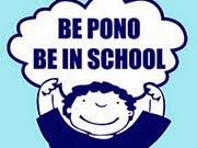 Be Pono - Be in School