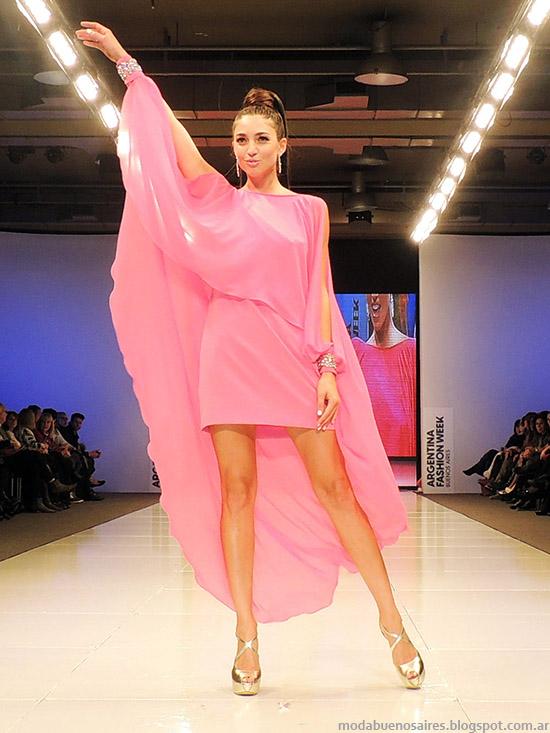 Adriana Costantini primavera verano 2015. Moda primavera verano 2015. vestidos de cocktail