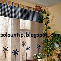 Como hacer cortinas paso a paso - Cortinas hechas en casa ...