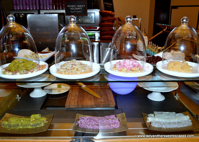 Turkish Delights in Liwan Rotana