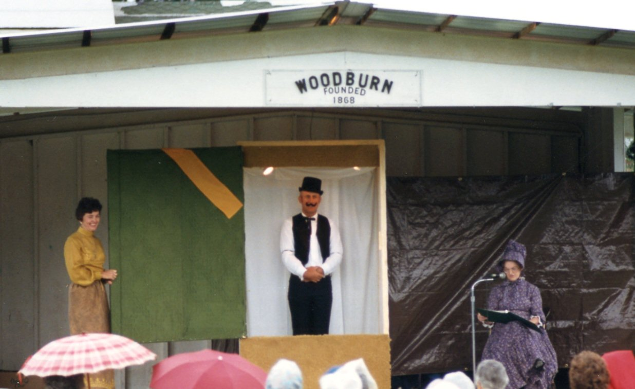 Woodburn, Iowa History: Woodburn Homecoming