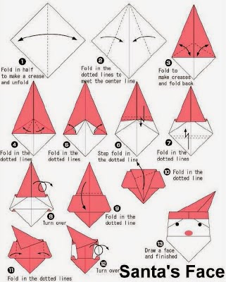 how to make a origami