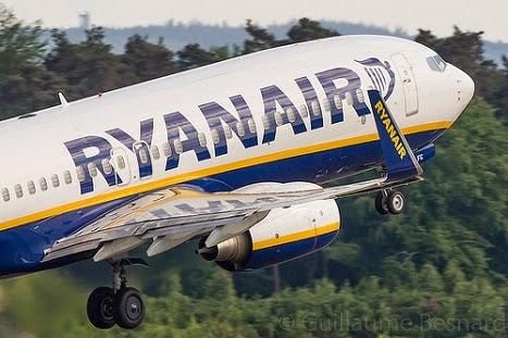 Ryanair: Αθήνα - Θεσσαλονίκη οι χαμηλότεροι ναύλοι τον Αύγουστο! Από 18€ για απλή μετάβαση