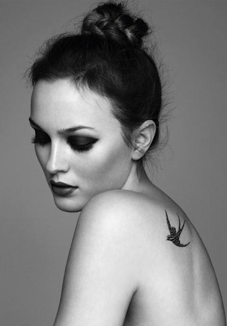 tatouage bijoux de peau éphémères Chanel haute couture